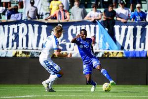 Romain Gall blev klar för Malmö FF under onsdagen, Peter Wilson kanske kan ta amerikanens plats.