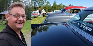 Karlsro flyers ordförande Sven-Ingvar