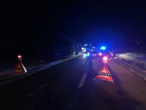 Foto från olycksplatsen