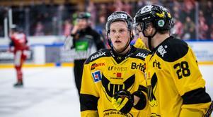Kalle Östman gjorde 12 mål och var en stor faktor bakom VIK:s succésäsong. Foto: Bildbyrån