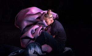 """Ur föreställningen """"Cuttlefish"""". Foto: Joakim Envik Karlsson"""