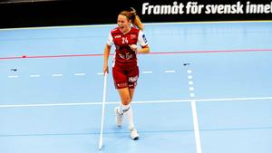 Therese Gustafsson är en av de spelare som lämnar Telge.