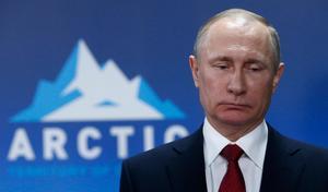 Rysslands president Putin är missnöjd med att Ryssland är för litet...och vill göra imperieåterställning. Det är grunden i konflikten med väst.
