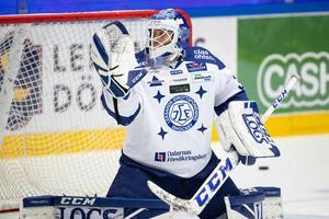 Jonas Arntzen i Leksandströjan. Bild: Daniel Eriksson/Bildbyrån
