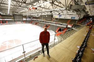 Niklas Johansson kan blicka tillbaka på en fin höst för Örebro Hockey.