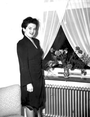 SvD /TT1947 fick Birgit Nilsson sitt genombrott som