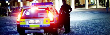 Polisen vi kan inte bli av med krogvaldet