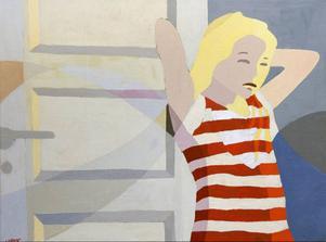 """""""Sommarlov"""" är möjligen ett porträtt av Lennarts ena dotter, men handlar om den ofrivilliga tidsspillan som vi alla sliter med."""