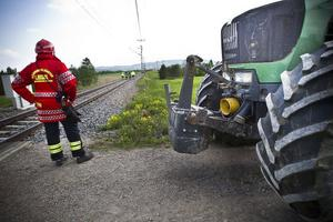 Den 22 maj kolliderade en traktor med X-tåget vid en övergång i Ulvsta, Järvsö. Nu föreslås att ljussignalen på platsen förstärks.