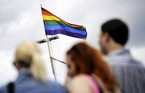 Andra länder har blivit bättre för HBTQ-personer att leva i, samtidigt har Sverige blivit sämre.   Foto: TT