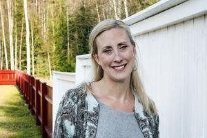 Hermine Holm på organisationen Rise.