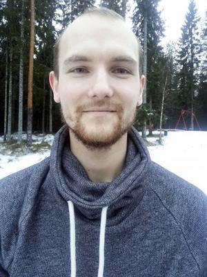 Eric Lindberg.