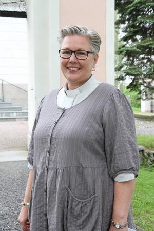 Eva Nordung Byström vigs i december till stiftets nya biskop.