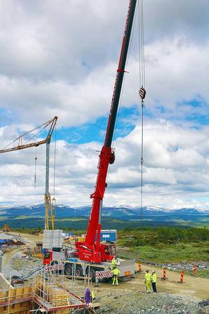Mellan 25-28 miljoner kronor investeras i de tre broar som ska bytas ut.