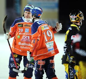Juho Liukkonen och Robin Ehn är båda skadade och missar cupspelet i Sandviken.