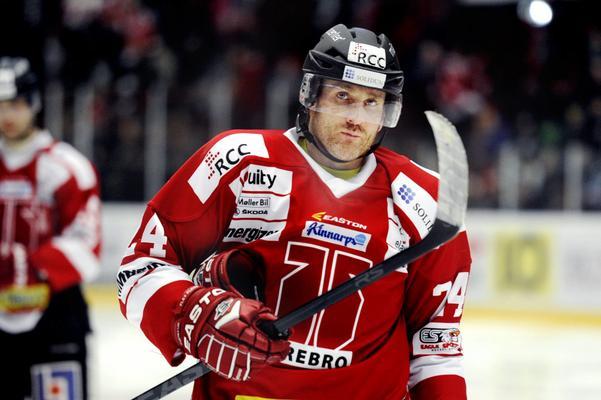 Conny Strömberg – här i Örebro – är en av de spelarna som flest personer är intresserade av att söka upp på nätet.