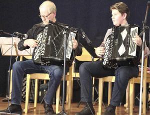 Jan och Melvin Persson.