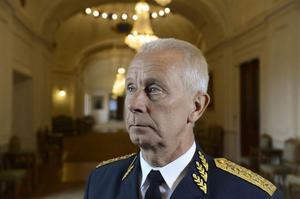 ÖB Sverker Göransson - en spion?