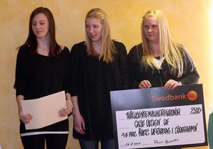 Case Design UF: Kristina Agerbjer, Cecilia Nylander och Linn Forss.