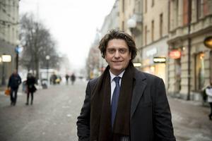 Ulf Söderberg grundade bolaget Stresscompany, som nu börsnoteras i Stockholm. Han hoppas att det framöver ska ge ett antal jobb i Sundsvall.