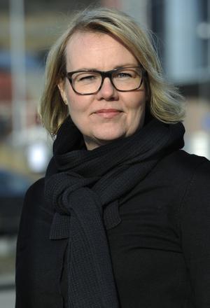 Camilla Fahlander, myndighetschef Kollektivtrafikmyndigheten Västernorrland, Din Tur.