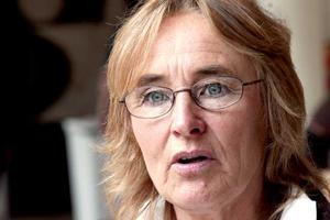 Första kandidat. Agneta Luttropp lyfts fram som Västmanlands miljöpartisters toppkandidat till riksdagen vid valet 2010.FOTO: MAGNUS GUSTAFSON/VLT ARKIV
