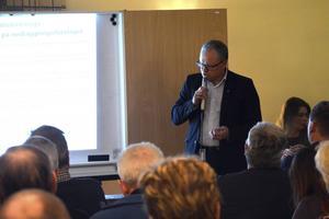 Kommunalrådet Glenn Nordlund (S) förklarade att inget beslut har fattats – ännu.