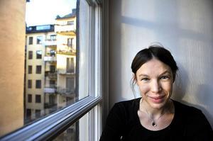 Ellen Mattsson är nybliven mamma till sonen Sam.