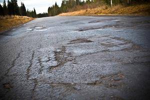 Turerna kring Svartsjövägen har varit många och många protesterade när det beslutades om att asfalten skulle rivas för en grusväg.