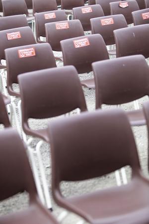 700 åskådare får plats på varje föreställning. Totalt är