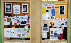 Bild från Internationella engelska skolan i Täby.