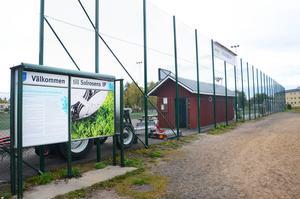 Solrosens IP ska bli ett centrum för spontanidrott i Bollnäs.