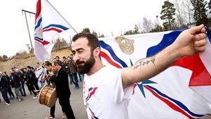 """""""Det blev år 6766 den 1 april"""", säger Sulaiman Boulos, 28 år."""