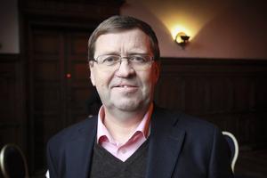 Ulf Johansson, analytiker på Sweco Eurofutures.
