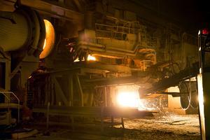 Ovako steels slagg återvinns till 100 procent.