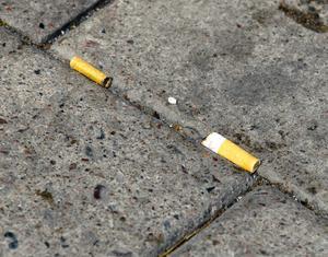 Fimpar är den vanligaste boven på gatorna enligt kommunens gatukontor.