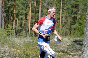 Erik Rost tog rätt väg – den som ledde till SM-guld.