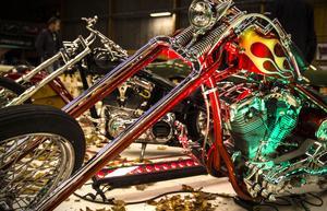 Harley 1949.