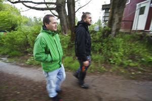 I somras startade Henrik Hästbacka och Samuel Viklund Nattkoll Horndal. Nu är 20 personer engagerade i gruppen som kontinuerligt patrullerar nattetid.