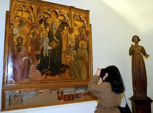 Uffizigalleriet i Florens är ett av flera italienska museer som får en ny chef, rekryterad utomlands.