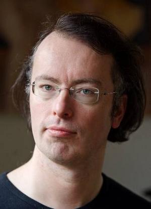 Fredrik Ullén, hjärnforskare.