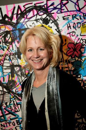 Sofia Strömberg lämnar rektorsstolen på Berghs school of communication för att marknadsföra Örebro.