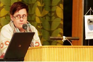 Katarina Bylin, styrelseordförande i NBAB, ska nu involveras i processen kring Grönviken.