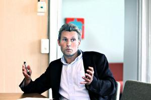 Roger Persson, MP, tror på en satsning på friidrotten – inte minst för jämställdhetens skull.