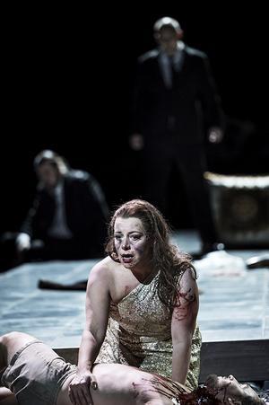 Nina Stemme sjunger i Richard Strauss opera
