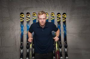 Victor Öhling Norberg, Vemdalen, är en av favoriterna när världscupen intar hemmaplan i Idre.