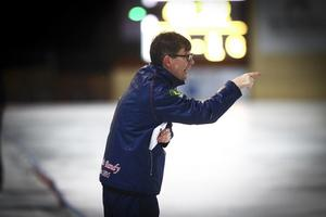 Jocke Forslund har tränat Bollnäs i sex säsonger.