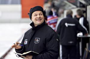 Tränarrollen i Tillberga lämnade Fosshaug bakom sig 2013.