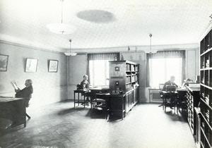 Den sjunde februari 1931 togs denna bild av