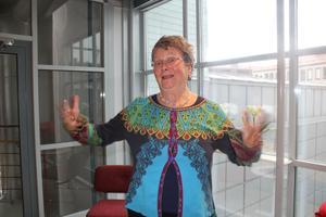 Skratt smittar, och alla mår bra av det, hävdar Pauline Salzer.